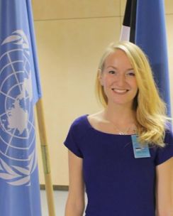 Juliane Jokinen, UNSC UK